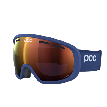 Produkt POC Fovea Clarity Lead Blue/Spektris Orange 19/20