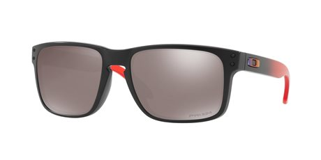 OAKLEY Holbrook Ruby Fade w/PRIZM Black Polarized