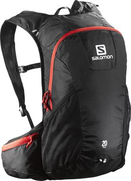 Produkt Salomon Trail 20 Black/Bright Red 379981
