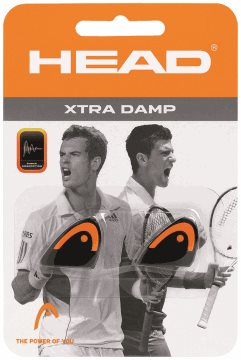 Produkt HEAD Xtra Damp Black/Orange