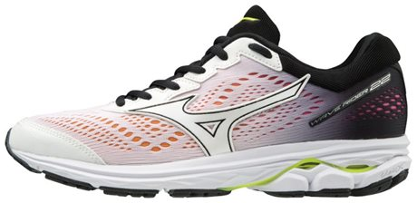 Mizuno Wave Rider 22 - Colourful White J1GD183701