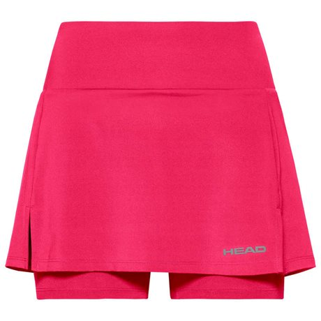 HEAD Club Basic Skort Girl Magenta