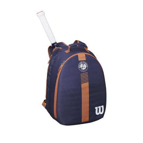 Wilson Roland Garros Youth Backpack Navy/Clay 2020