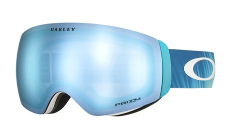 OAKLEY Flight Deck XM Mikaela Shiffrin Signature Aurora Blue w/PRIZM Snow Sapphire Iridium 20/21