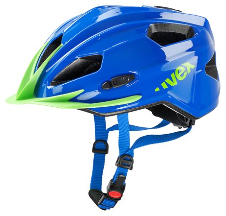 UVEX QUATRO JUNIOR, BLUE-GREEN