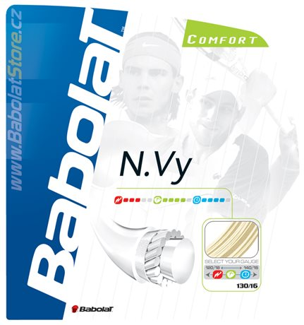 Babolat N.Vy 12m 1,35 Gold