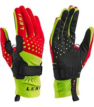 Produkt Leki Nordic Race Shark red-yellow-black 643911301 19/20