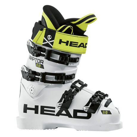 HEAD RAPTOR 80 RS WHITE 19/20