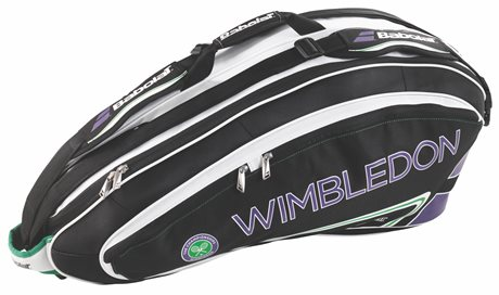 Babolat Team Racket Holder X6 Wimbledon 2015