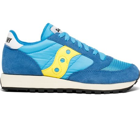 Saucony Jazz Original Vintage Blue/Yellow