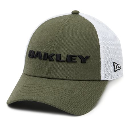 OAKLEY Heather New Era Hat Dark Brush