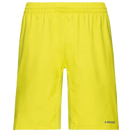 HEAD Club Bermudas Boy Yellow