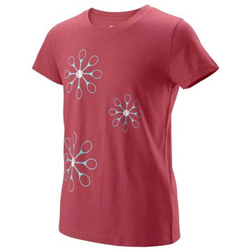 Produkt Wilson G Floret Tech Tee Holly Berry