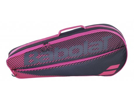 Babolat Club Classic Essential Racket Holder X3 Black/Pink