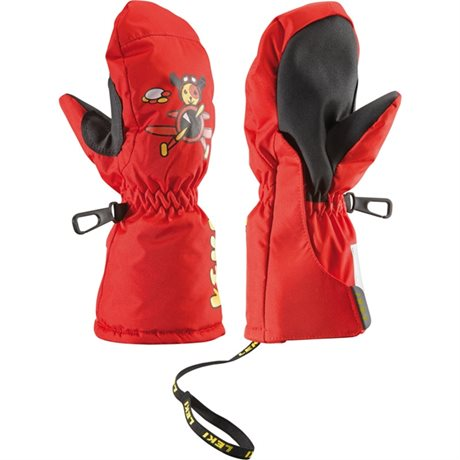 Leki Little Pilot mitten red 0 63380281