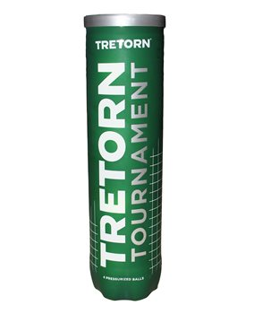 Produkt Tretorn TOURNAMENT 4ks