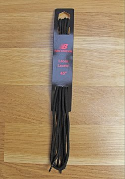 Produkt New Balance Athletic Round Laces Black