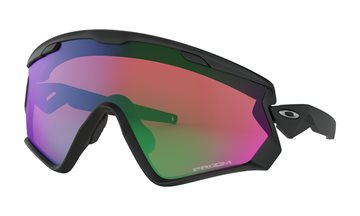 Produkt OAKLEY Wind Jacket 2.0 Matte Black w/PRIZM Snow Jade Iridium 19/20