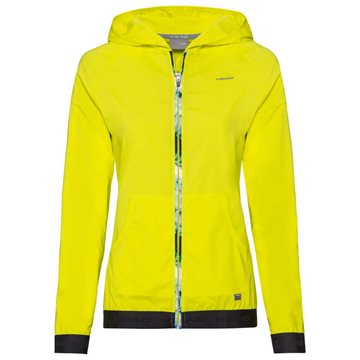 Produkt HEAD Baseline Hoodie Full Zip Women Yellow