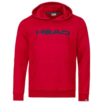 Produkt HEAD Club Byron Hoodie Junior Red/Dark Blue