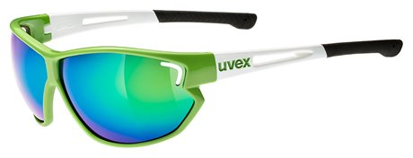 UVEX SGL 810 GREEN/WHITE