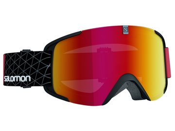 Produkt Salomon XVIEW Bk-Red 391275