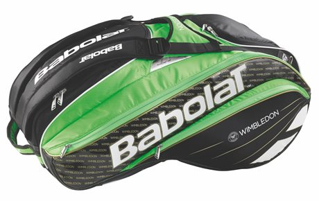 Babolat Pure Strike Racket Holder X15 Wimbledon 2015