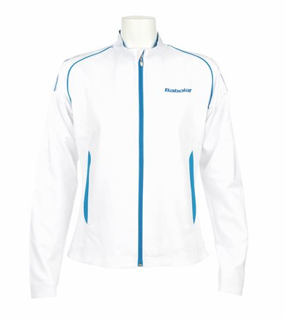 Babolat Jacket Girl Match Core White 2015