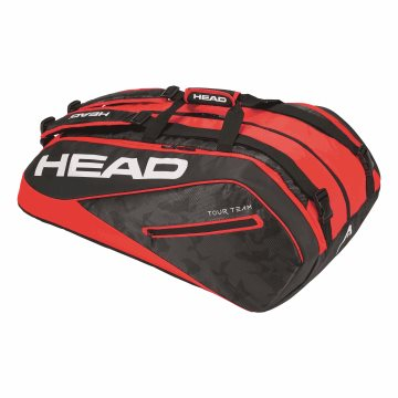 Produkt HEAD Tour Team 12R Monstercombi Black/Red 2018