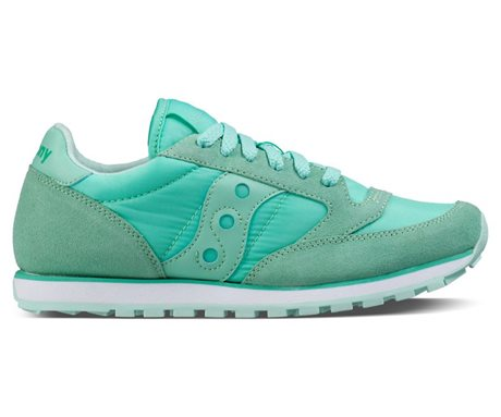 Saucony Jazz Low Pro Mint