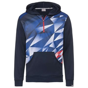 Produkt HEAD Medley Hoodie Boy Royal Blue/Red