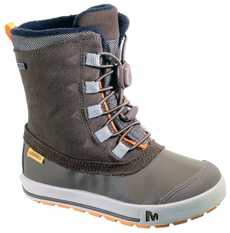 Merrell Snow Bank Waterproof Kids 95501