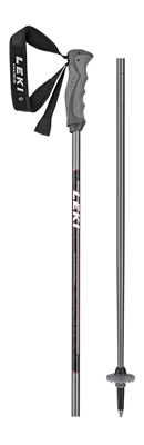 Leki Elite 14 T gunmetal/white-black-red 6404821 18/19