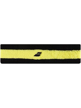 Produkt Babolat Headband Double Line Black/Yellow