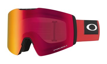Produkt OAKLEY Fall Line XL BlockedOut Red w/PRIZM Snow Torch Iridium 19/20