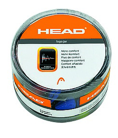 HEAD Logo Jar Box 70ks Black