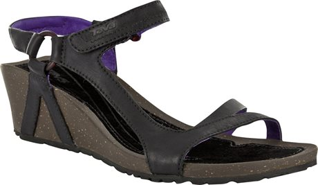 TEVA Cabrillo Universal Wedge Leather 1002370 BLPR