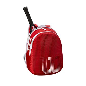 Produkt Wilson Junior Backpack Red/White