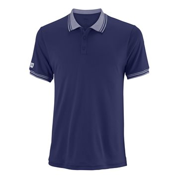 Produkt Wilson M Team Polo Blue Depths