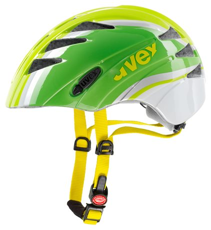 UVEX KID I, GREEN-WHITE