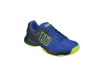 Produkt Wilson Kaos Comp Junior Blue/Black/Green