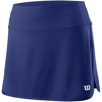 Produkt Wilson W Team 12.5 Skirt Blue Depths