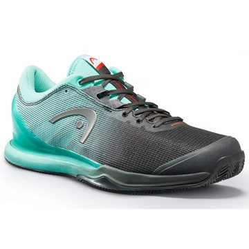 Produkt HEAD Sprint Pro 3.0 Clay Men Black/Teal 2020