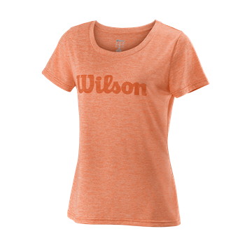 Produkt Wilson W UWII Script Tech Tee Orange