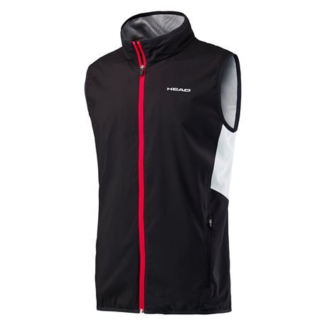 HEAD Club Vest Men Black