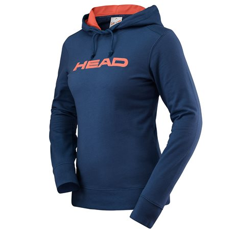 HEAD Transition Rosie Hoody Women Blue