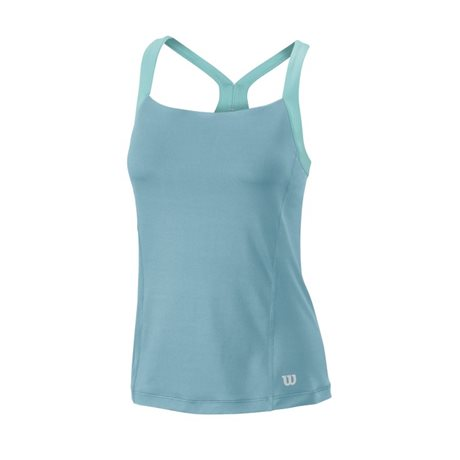Wilson Summer Strappy Tank Blue