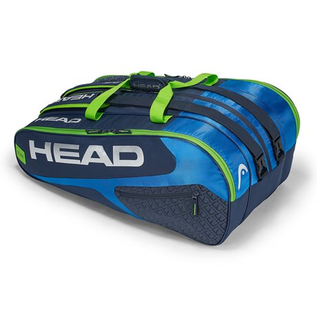 HEAD Elite 12R Monstercombi Blue 2018