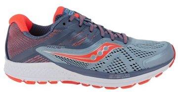 Produkt Saucony Ride 10 Fog/ViZi Red