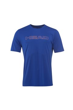 Produkt HEAD Basic Technical T-Shirt Men Blue